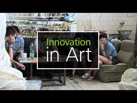 Innovation in Art - Young Digital Sculptors