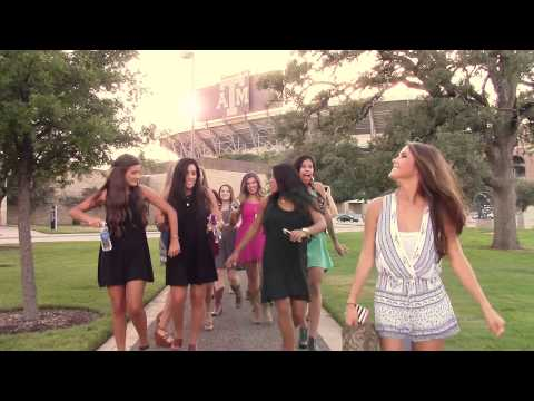 Texas A&M University - Aggie Sweethearts 2015