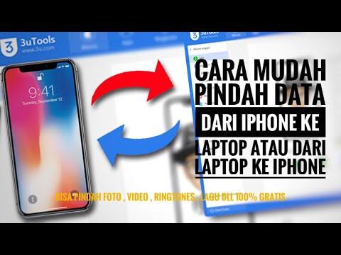 Cara Masukkan Video ke iPhone Tanpa iTunes.