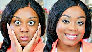 10 Minute Makeup Routine| Natural NO FOUNDATION Makeup Look
