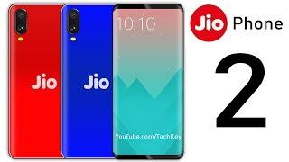 Jio Phone 2 With WhatsApp,  Hotspot, 5G Jio Sim, Dual Camera, Features & Price