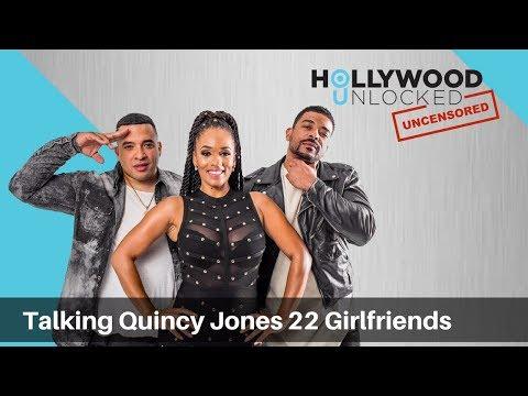 Kendyll Kendyll talks Quincy Jones' 22 Girlfriends on Hollywood Unlocked [UNCENSORED]