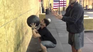 Wall Ball Efficiency