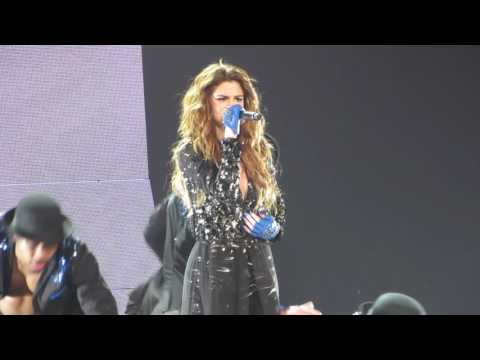 Selena Gomez - Hands To Myself- Boston 5/28/16