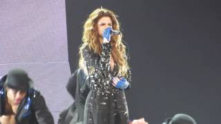 Selena Gomez - Hands To Myself- Boston 5/28/16