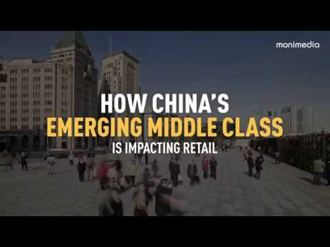 How China's Emerging Middle Class is Impacting Retail