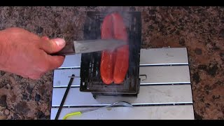 (Short) Grilling Sausages On The 5