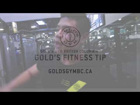 Hamstring Curl Variation  | Golds Gym | BC