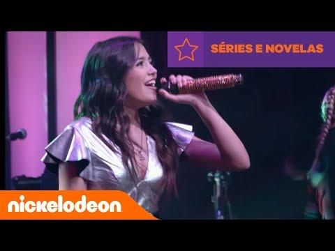 Kallys Mashup   Run Hacerlo Mio  Brasil  Nickelodeon em Português