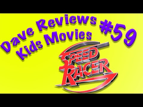Kids Reviews #59: Speed Racer (film)