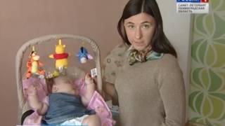 Ева Какунько, 5 месяцев, синдром Апера (врожденная аномалия развития черепа и кистей рук)
