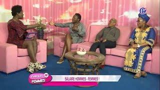 PAROLES DE FEMMES (SALAIRE: JE GAGNE PLUS QUE MON COMPAGNON) ÉQUINOXE TV DU 26 JUIN 2018