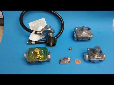 Gas Regulators Explained