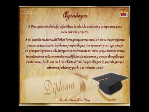 Tarjetas Para Grado Bachillerato Imagui