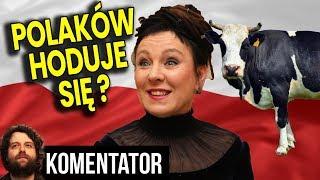 """Imigranci Zwiększają """"Pulę Genetyczną"""" - Olga Tokarczuk Traktuje Ludzi jak Bydło? Analiza Komentator"""