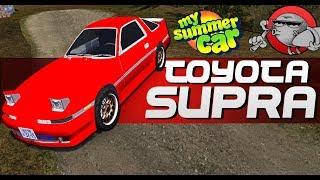 My Summer Car - Toyota Supra