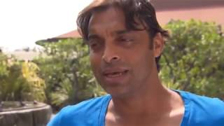 Shoaib Akhtar BBC Interview