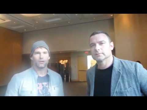 Entrevue avec Seann William Scott et Liev Schreiber pour «Goon: dur à cuire»