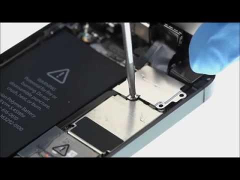 Tutorial: Apple iPhone 5 - Desmontando a carcaça