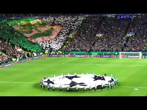 Celtic v. Bayern Munich Champions League Anthem