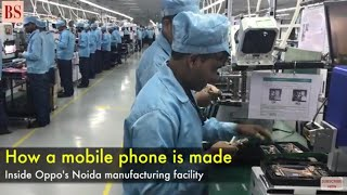 How a mobile phone is made -  Inside Realme