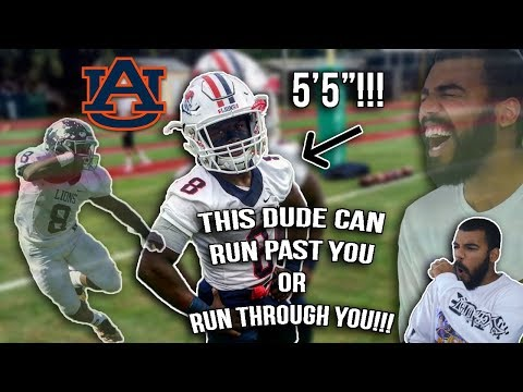 The SHORTEST, FASTEST, STRONGEST Running Back You