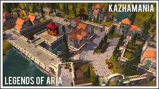 Legends of Aria | Découverte : MMORPG Sandbox à la Ultima Online