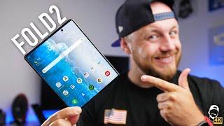 📱 Ohebný Samsung Galaxy Z Fold2 Unboxing & První Dojmy: Velký posun vpřed! | WRTECH [4K]