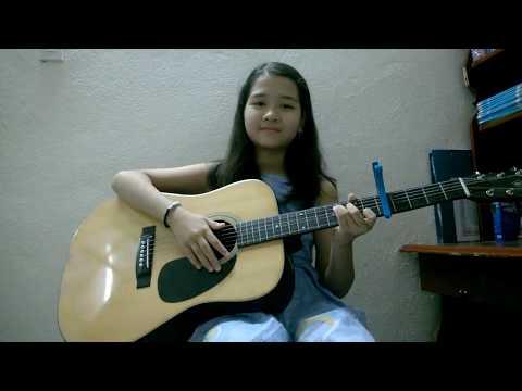 A little love - Fiona Fung - Guitar cover by Lê Uyên