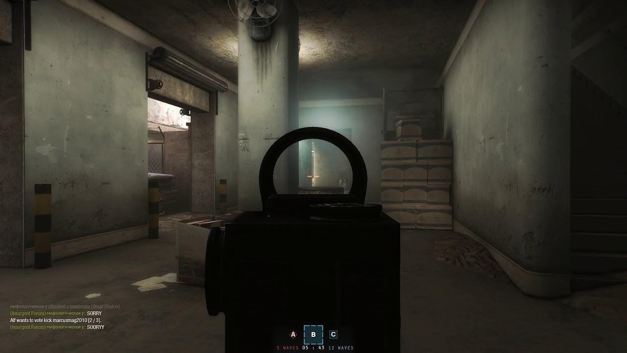 Insurgency Gameplay (jihad mod) 1440p 60 fps