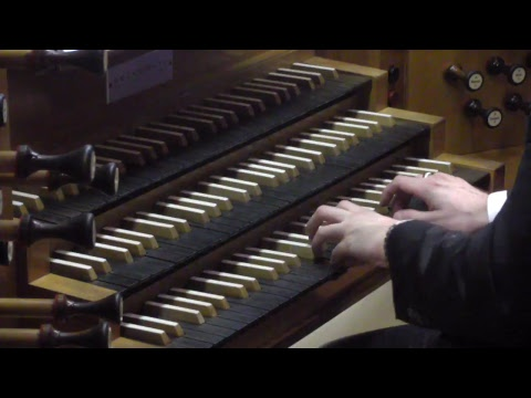 Canadian International Organ Competition Live Stream