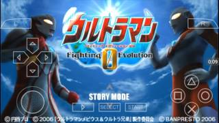 UFE 0 Mod Texture Ultraman Tiga Vs Evil Tiga