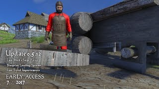 Video Medieval Engineers - Update 0.5.12 - You Spin Me Right Round download MP3, 3GP, MP4, WEBM, AVI, FLV Juli 2017