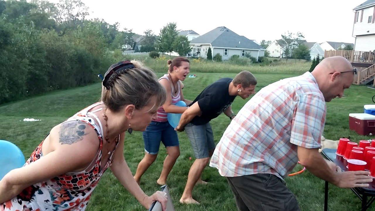 backyard beer games on labor day weekend youtube