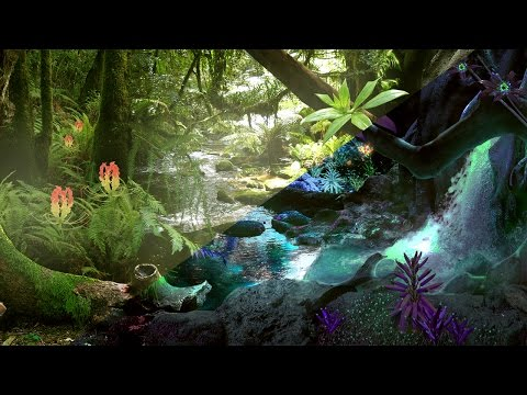 Photoshop Tutorial Now Available: Transitioning Environments From Realistic To Fantasy