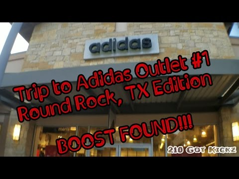 adiads outlet uoan  Trip to Adidas outlet #1