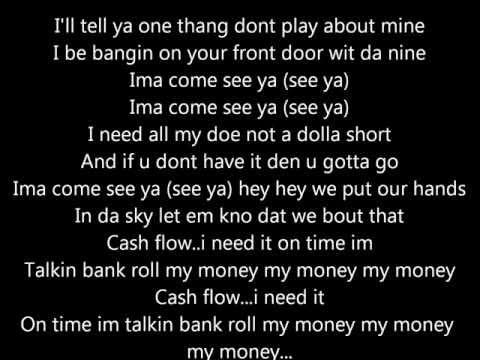 Ace Hood - Cash flow - lyrics