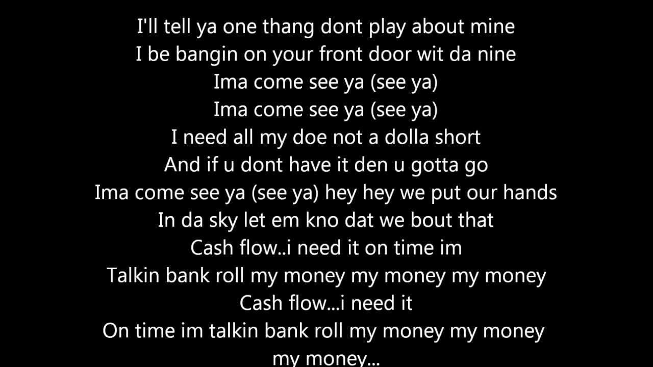 Ace Hood - Cash flow - lyrics - YouTube
