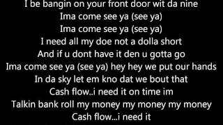 Ace Hood - Cash flow - lyrics