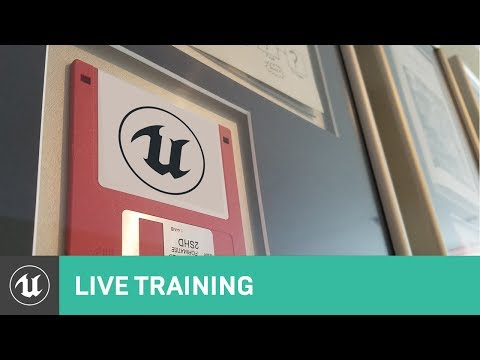 Saving and Loading | Live Training | Unreal Engine