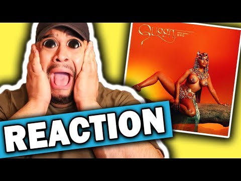 Nicki Minaj - Queen Album [REACTION]