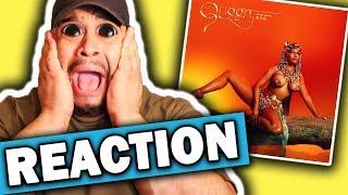 Nicki Minaj - Queen Album [REACTION]