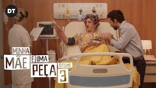 MINHA MÃE É UMA PEÇA 3 - O FILME : TEASER OFICIAL • DT