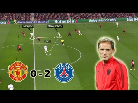 How Tuchel Ended Solskjær's Undefeated Run | Man United vs PSG 0-2 | Tactical Analysis