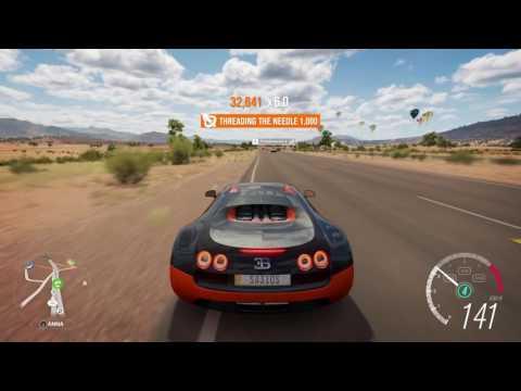 Forza Horizon 3 Bugatti Veyron Super Sport