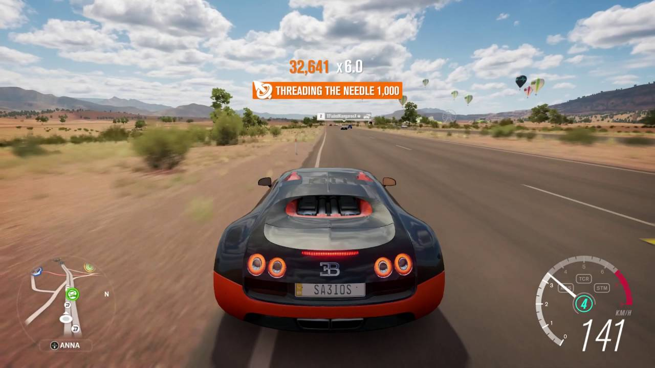 forza horizon 3 bugatti veyron super sport youtube. Black Bedroom Furniture Sets. Home Design Ideas