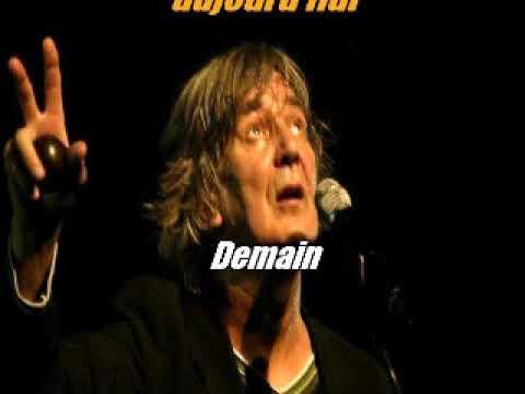 Jacques Higelin    la ballade de chez Tao karaoke