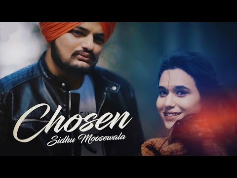 CHOSEN | Sidhu Moose Wala Ft. Sunny Malton | The Kidd | New Punjabi Song 2019