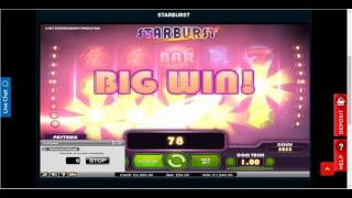 Starburst Slots Online Game Review - Ace Lucky Casino(Starburst Slot - https://aceluckycasino.com/online-slots/starburst-slot Starbusrt Slot is one of the most popular online slots games and mobile slots games to play ..., 2017-03-10T10:49:07.000Z)