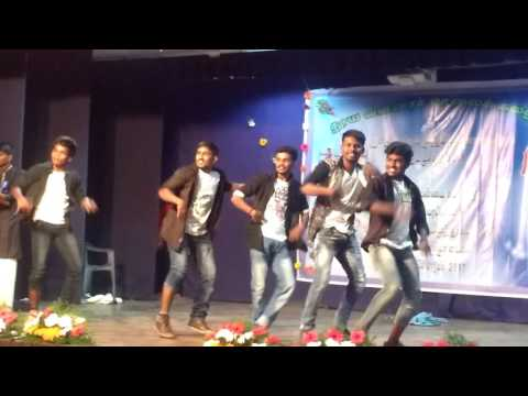 Tamil fest dance by Bcom 'A' st Josephs evening college